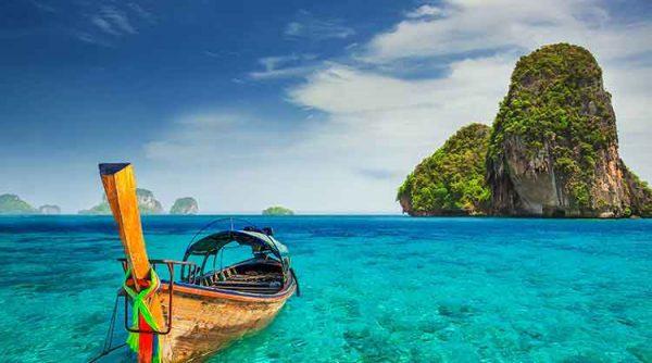Phuket and Phi Phi Island