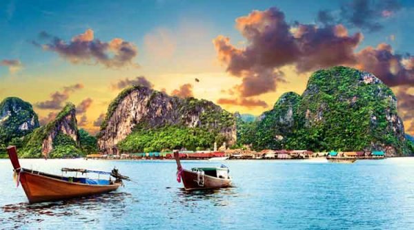 09 Day Phuket & Krabi  Halal Friendly Package