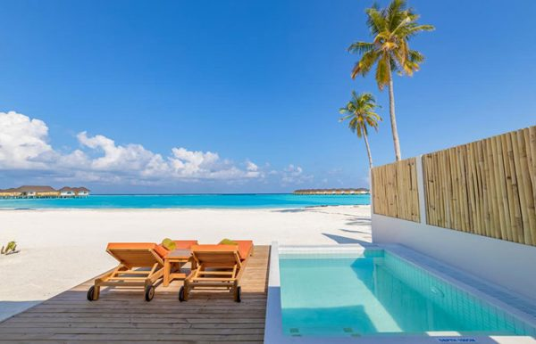 Maldives – Olhuveli Beach & Spa