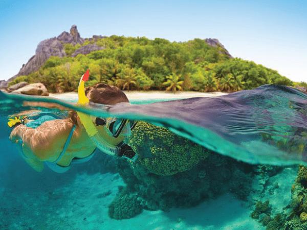 Sunny Seychelles